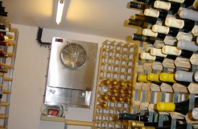 Wine Cellar Cooler small room