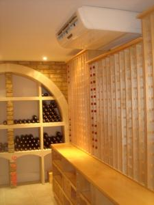 Wine Cellar ceiling mounted